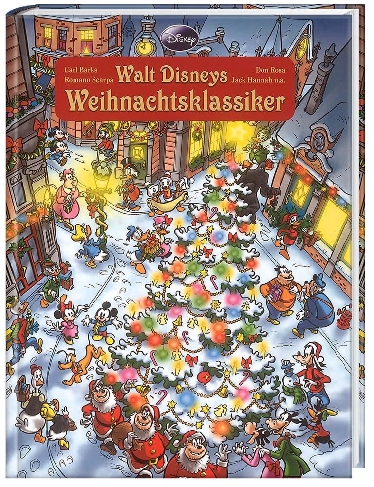 Walt Disneys Weihnachtsklassiker