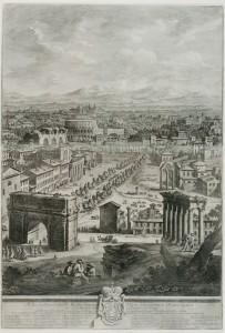 Blick Forum Romanum
