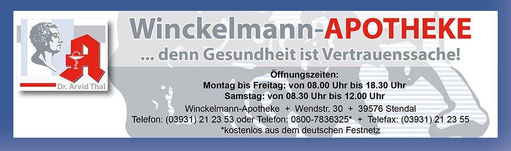 Banner Winckelmann Apotheke