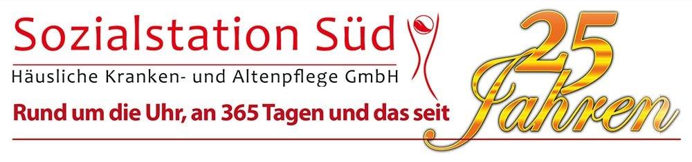 Sozialstation Süd Häusliche Kranken- und Altenpflege GmbH: im März 2016