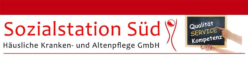 Sozialstation Süd Häusliche Kranken- und Altenpflege GmbH: im April 2016