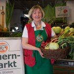 Bauernmarkt Edith Stielow im Oktober 2016