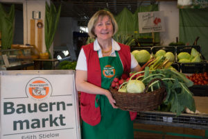 Frau Stielow Gemüsekorb