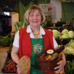 Bauernmarkt Edith Stielow im November 2016