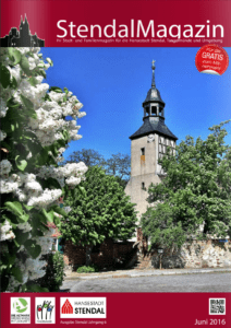 StendalMaagzin Cover Juni 2016
