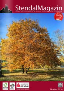 StendalMagazin Oktober 2016 Cover