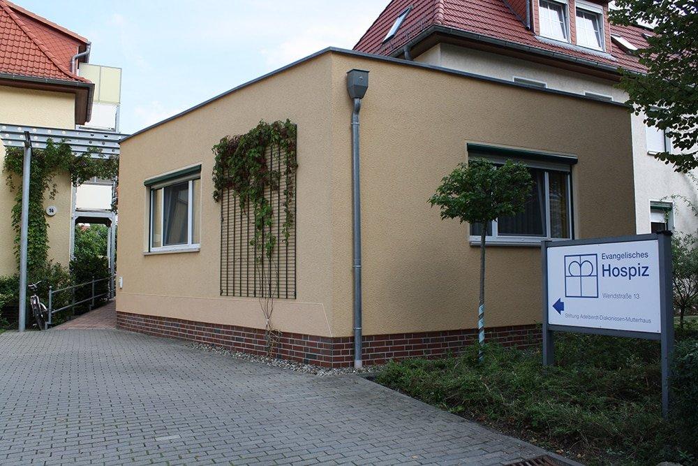Sterben ist ein Teil des Lebens November 2016 Der Evangelische Hospiz in Stendal