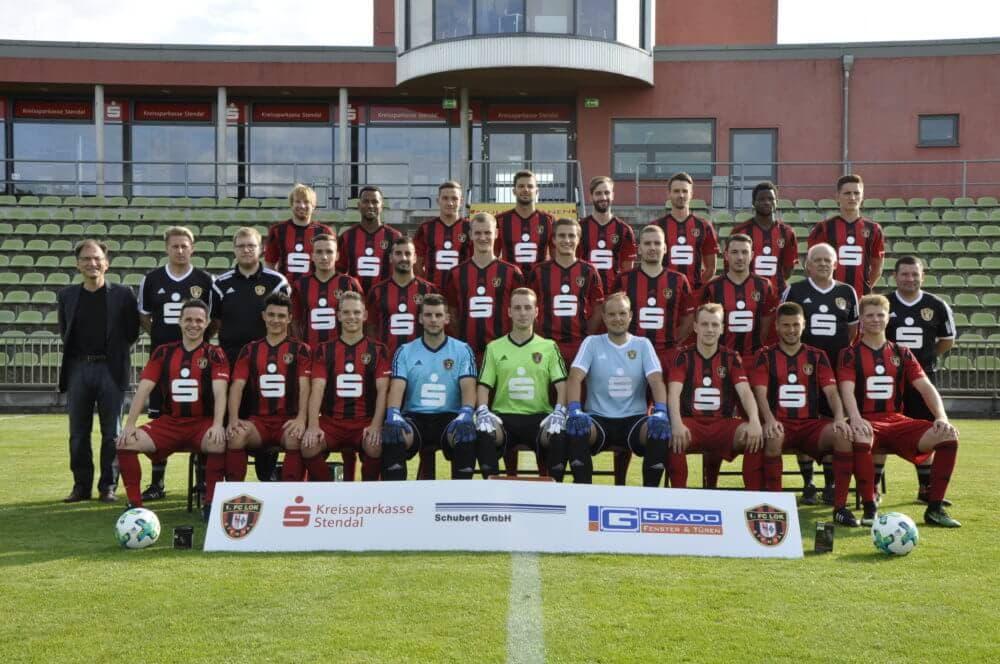Mannschaft Lok Altmark Stendal