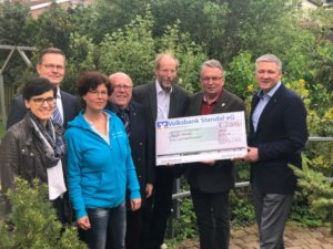Rotary Club übergibt Spende in Stendal ans Hospiz