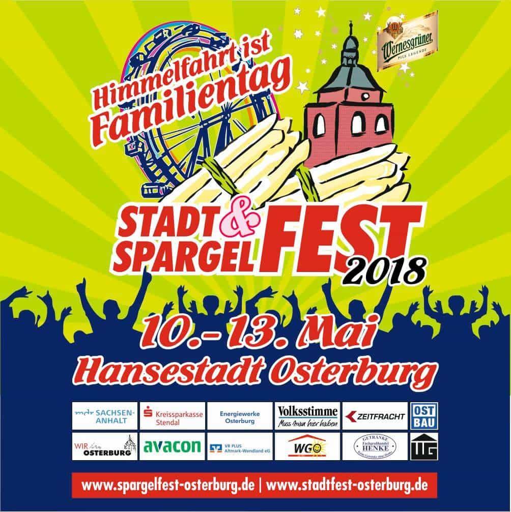 Stadt- und Spargelfest der Hansestadt Osterburg