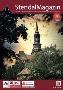 StendalMagazin Cover Juli 2020
